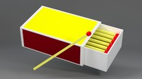 Matchbox, matches, match