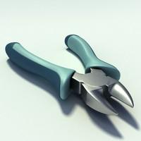 maya wire cutter pliers