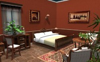 clasic room