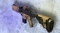 weapon scifi 3d max