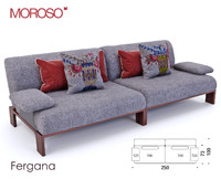 3d model sofa fergana
