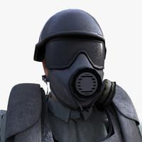 counter terrorism rig 3d ma