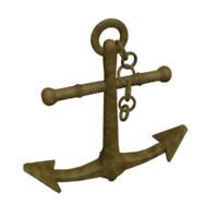 ship anchor dxf free