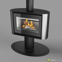 scan 57 stove 3d c4d