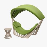 max deckchair chair