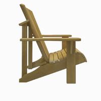 adirondack chair max