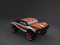 maya nitro rc car