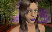 sexy women 3d model