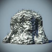 max snow rock