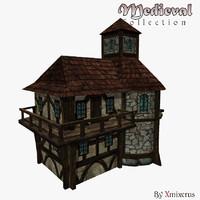 maya medieval house 1