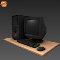 maya desktop computer