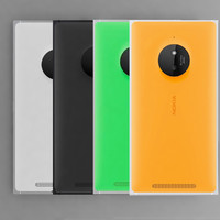 nokia lumia 830 colour 3d model