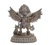 3d garuda statue model