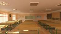 3d school class