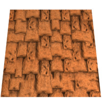 Roof 3 Texture Tile