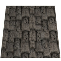 Roof 4 Texture Tile