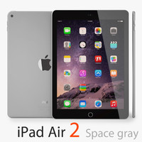 Apple iPad Air 2 Space Gray