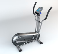 c4d elliptical trainer generic