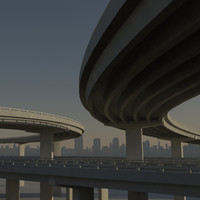 street highway 3d