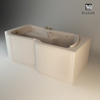 Kohler Bathtub For Disabled