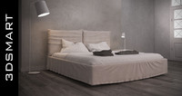 bonaldo toolate bed max