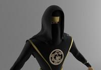 3d max ninja