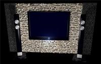 3d plasma tv model