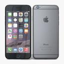 Apple iPhone 3D models