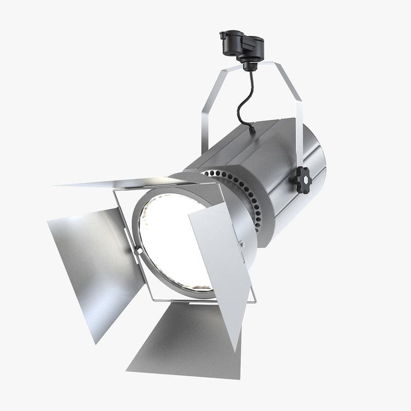 a Track Light Lamp Driver spot target direct lamp 0001.jpg