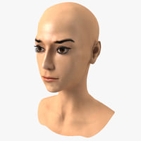 female head 7 max