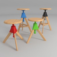 magis tom & jerry bar stool