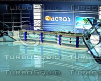 011-trt news-tv studio set design