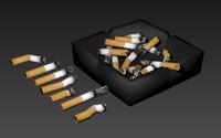 3ds max cigarettes