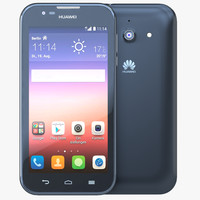 3d model huawei ascend y550