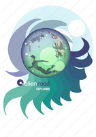 Alien Road - Neptuno (Vector)