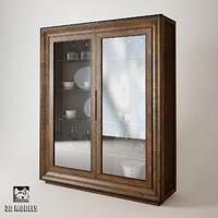 faber glass case 3d obj