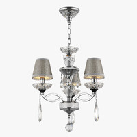 3d chandelier 867034 campana osgona