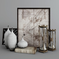 Decor Hourglass