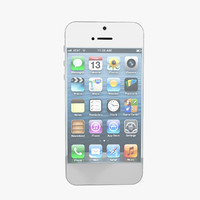 3d iphone 5