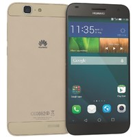 3d model huawei ascend g7 gold