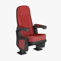 maya seat theater chair