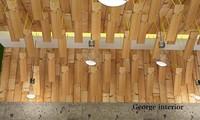 creative ceiling 3d max