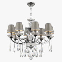 Chandelier 867084 Campana Osgona by Lightstar