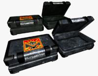 Explosives Box Animated