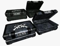 box gun 3d model