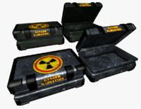 obj box radiation