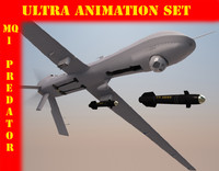 MQ1 Predator Set