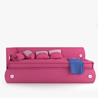 Bonaldo Candy Bed