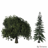 3d trees ready games
