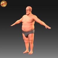 maya fat man
